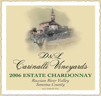 2006 Chardonnay - Russian River Valley - Sonoma County