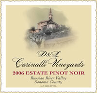 2006 Pinot Noir - Russian River Valley - Sonoma County
